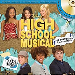 High School Musical Calendar 2009 5