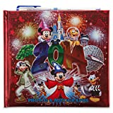 Walt Disney World 2014 Deluxe Autograph & Photo (4x6) Album Book w/Gel Pen - NEW