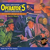Operator #5: Crime's Reign of Terror - #25, April 1936 | Curtis Steele,  Radio Archives
