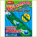 Wall Coaster Add-On Kit, Crazy Stairs