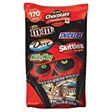 MARS Chocolate Favorites & More Halloween Candy Variety Mix 67.93-Ounce 170-Piece Bag (Tamaño: 170-Piece Bag)