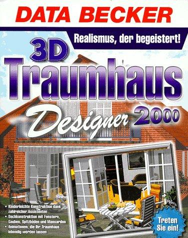 3d traumhaus designer 2000. Black Bedroom Furniture Sets. Home Design Ideas
