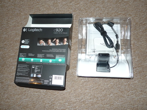 Amazon uk logitech c920 webcam
