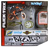 Flick Trix Bike Shop (Colour and Style Varies)