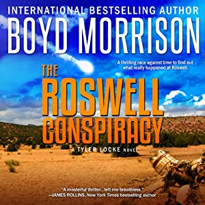 The Roswell Conspiracy Audiobook
