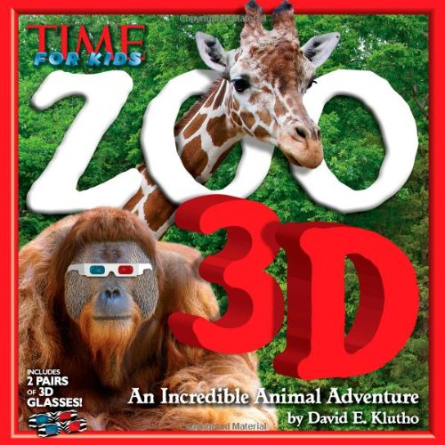 Time For Kids Zoo 3D: An Incredible Animal Adventure