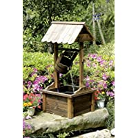 Patio Water Fountain with Pump Product SKU: PL50002