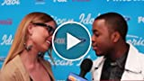 Burnell Taylor Interview on American Idol Elimination
