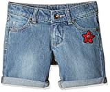 UCB Kids Girls' Shorts (16P4DENC01A9I902_Blue_XS)