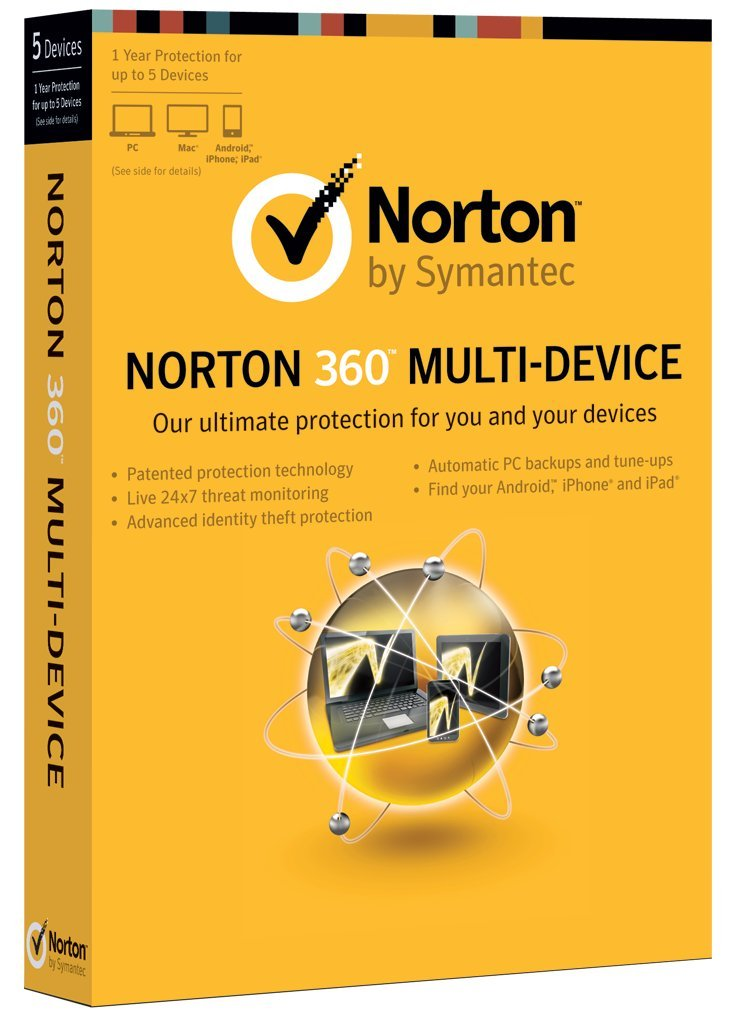 Norton 360 Multi-Device $28.99