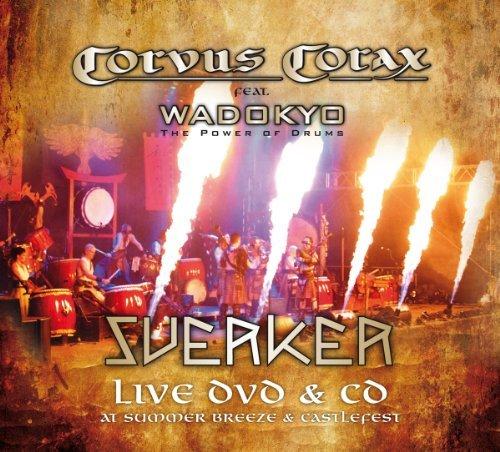 Sverker Live -CD+DVD- by Corvus Corax