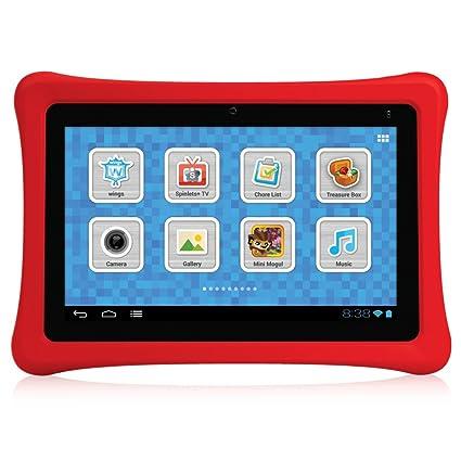 "Nabi NABI2-NV7A Tablette Tactile 7 "" NVIDIA Android Noir, Rouge"