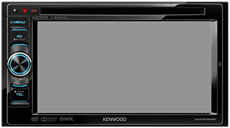 Kenwood DDX-5025BT Autoradio avec DVD/CD-Tuner/USB/Bluetooth