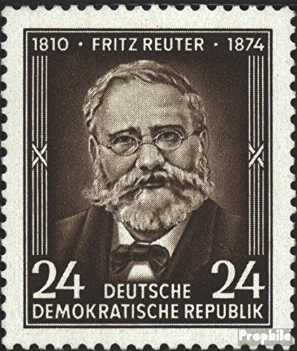 ddr-430-completeissue-1954-fritz-reuter-stamps-for-collectors