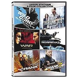 Jason Statham 6-film Coll
