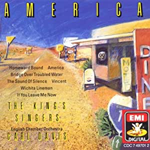 America - The King Singers