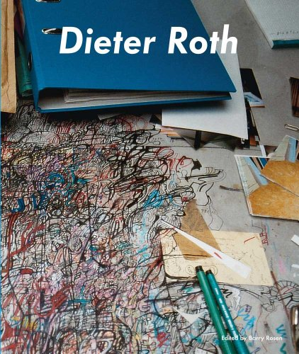 Dieter Roth, Bjorn Roth: Work Tables & Tischmatten