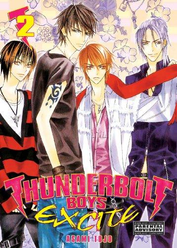 Image for Thunderbolt Boys Excite Volume 2 (v. 2)