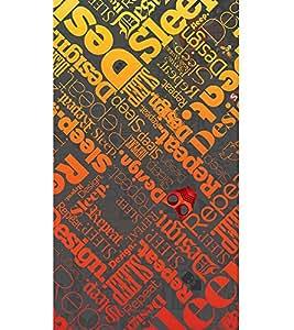 EPICCASE Typograph Mobile Back Case Cover For LG G3 Beat (Designer Case)