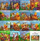 Disney Winnie the Pooh It's Fun to Learn Book Series ~ 15 Books