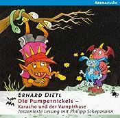 Karacho und der Vampirhase (Die Pumpernickels 2) | Erhard Dietl