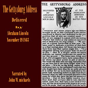 The Gettysburg Address | [Abraham Lincoln]