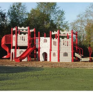 Sportsplay Royal Castle Play Set