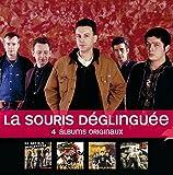4 CD Originaux : Granadaamok / Tambour et Soleil / Banzaï / Quartier Libre