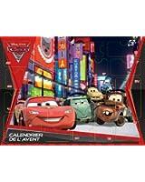 IMC - Cars 2 - 250284 - Calendrier de l'avent