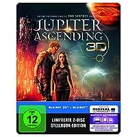 Jupiter Ascending (Steelbook) (exklusiv bei Amazon.de) [3D Blu-ray] [Limited Edition]