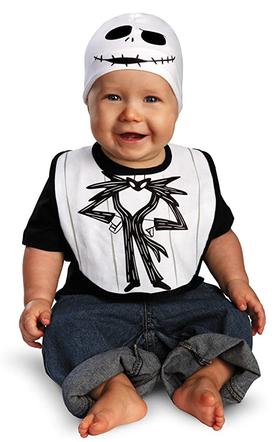 Jack Skellington Costume for Baby