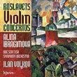 Nikolay Roslavets: Concertos Pour Violon