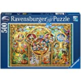 Ravensburger Disney Family Puzzle (500 Pieces)