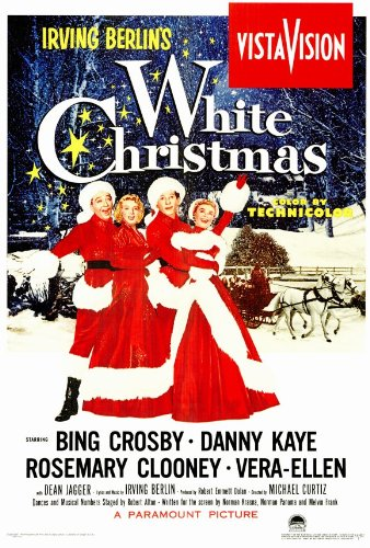 white christmas 27 x 40 movie
