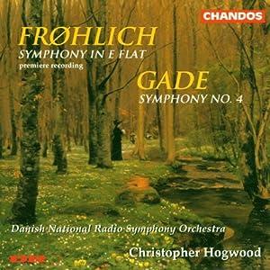 Symphony in E Flat Op 33 / Symphony 4 B Flat Op 20