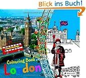 Colouring Book London (Colouring Books)