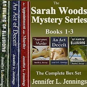 Sarah Woods Mystery Series: Books 1-3 Audiobook