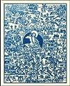 Milarepa  Cloth Print