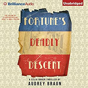 Fortune's Deadly Descent Audiobook