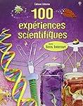 100 exp�riences scientifiques