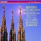 Rossini: Petite Messe Solenelle/Messa Di Milano