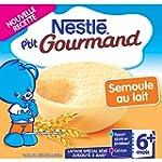 Nestl� B�b� P'tit Gourmand Semoule au...