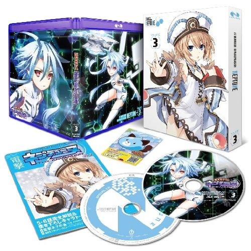 超次元ゲイム ネプテューヌ Vol.3 [Blu-ray]