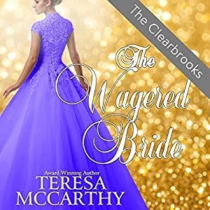 The Wagered Bride Audiobook