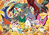 The! 300-L364 See you in Pokemon XY 300 Large Piece Carros region (japan import)