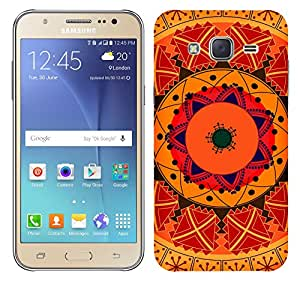 WOW Printed Designer Mobile Case Back Cover For Samsung Galaxy J5