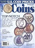 img - for Coins (January 2014) book / textbook / text book