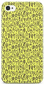 Apple iPhone 4 Back Cover by Vcrome