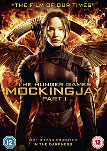 The Hunger Games: Mockingjay Part 1 [DVD] [2015]