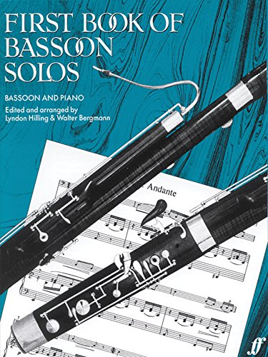 First Book of Bassoon Solos (Faber Edition) PDF